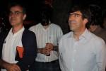 Imagem de arquivo. Captada na noite em que Maurício, ao lado de Canavarro, venceu a distrital do PSD.