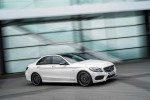 Mercedes-Benz C 450 AMG 4MATIC, Exterieur: Diamantweißexterior: diamond white