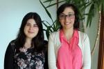 Ana Isabel Ferreira Alves e Mélanie Gonçalves Pantaleão