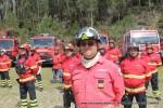 Acácio Monteiro, dedicado comandante dos Bombeiros Voluntários de Barasfemes