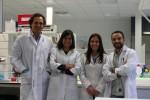 Filipe Pereira, Cristiana Pires, Cláudia Raquel Marques e Fábio Fiúza
