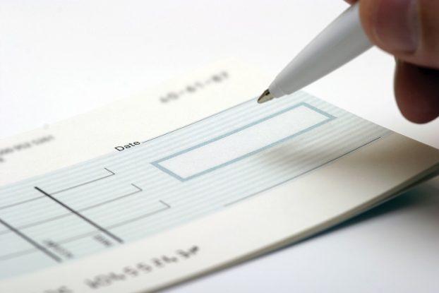 cheque-book