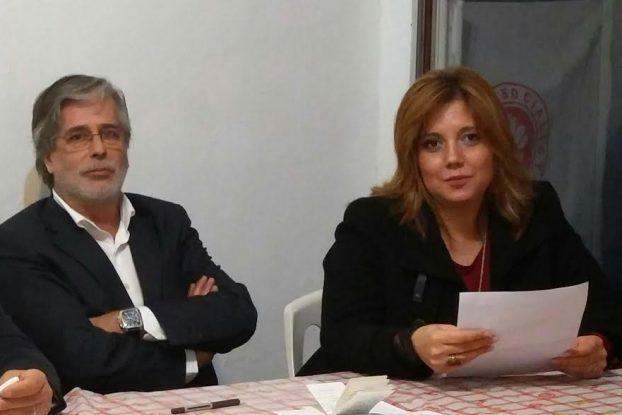 Carlos Cidade e Marisa Beja