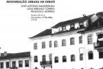 cartaz debate regeneração urbana
