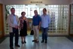 João Canotilho, Maria Helena Fonseca, Serafim Ferreira Alexandre e  Paulo Veloso Marques