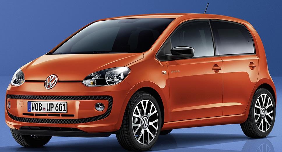Volkswagen groove up