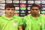 Pedro Silva e Fábio Duarte