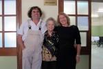 Yves Gineste, Nídia Salgueiro e Rosette Marescotti)