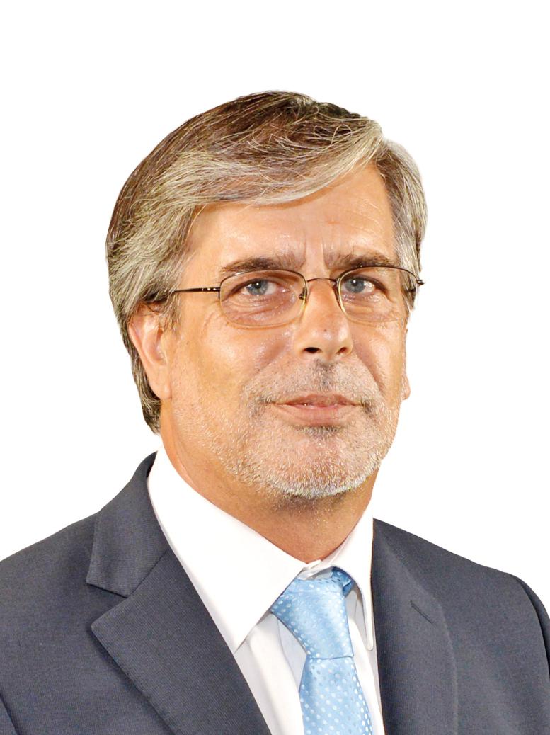 Carlos Cidade, vereador da Câmara Municipal de Coimbra, com poderes nas Atividade Física e Desporto