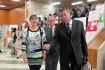 Presidente ESEnfC e secretário de  Estado Saúde (1)