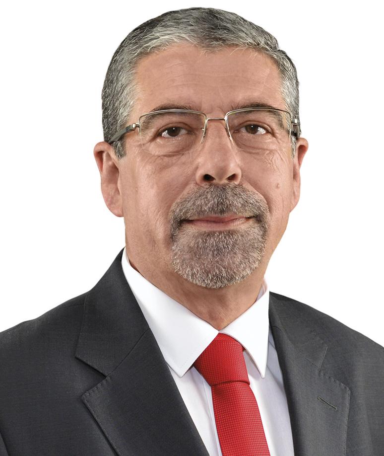 Manuel Machado - Presidente da Câmara Municipal de Coimbra
