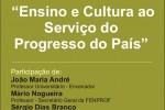 20140930 ensino e cultura ao serviço do progresso do país