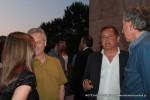 De pólo acastanhado, António Figueiredo, na companhia de outros apoiantes de António Costa (não relacionados com o caso que noticiamos), aguarda à entrada do Pavilhão Centro de Portugal por aquele que viria a vencer as primárias do PS