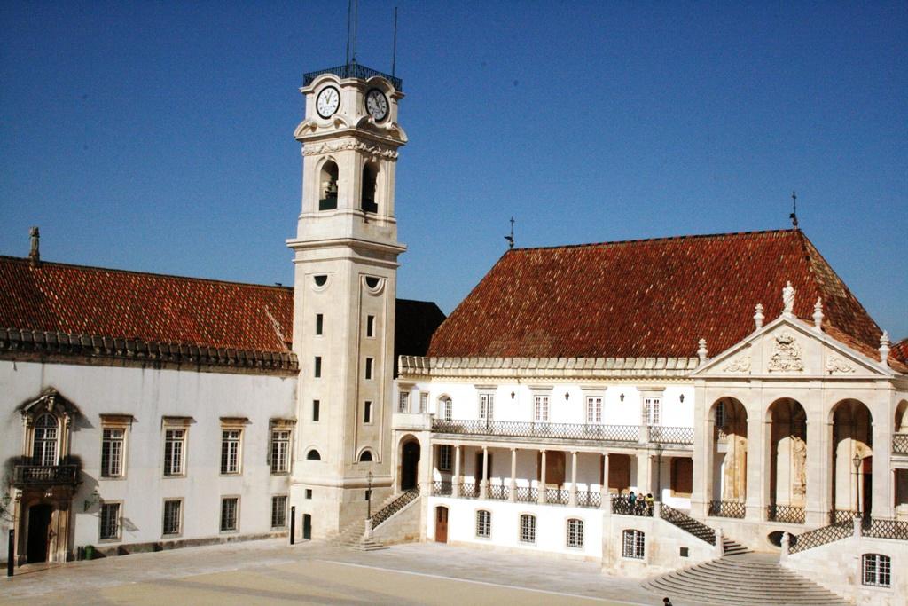 A visita à Torre é outros dos programas da UC