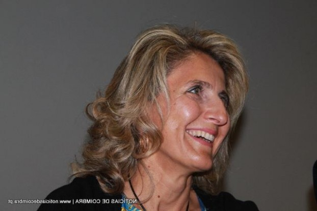 Ana Abrunhosa - Presidente da CCDRC