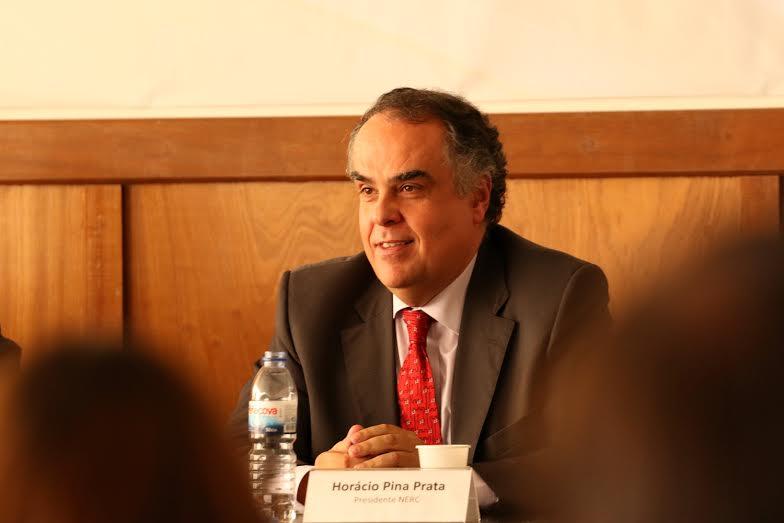 Pina Prata, Presidente da NERC