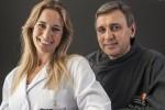 Agata Roquette e Chef Albano Lourenco