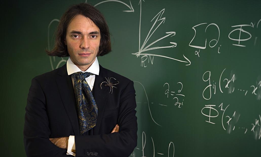 FRANCE-SCIENCES-MATHEMATICS-VILLANI