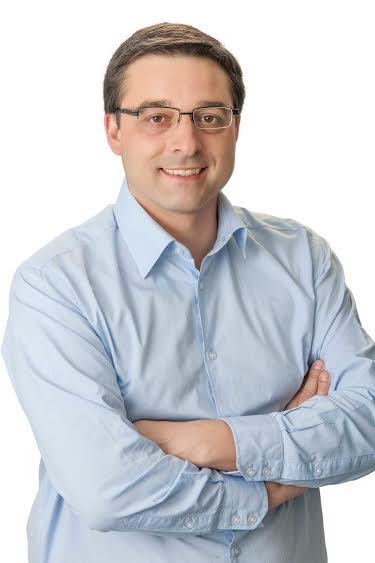 Sérgio Seco, líder do PSD em Miranda do Corvo