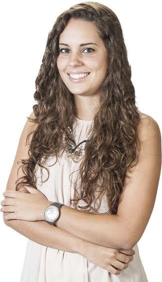 Verónica Simões, líder da JSD mirandense