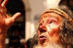 Mendigo Basilius é o grande ícone do evento