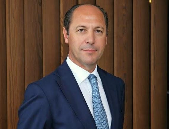 Vitor Catarinho, Presidente do Conselho de Administração da Catarino SGPS