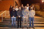 Na foto em anexo: Janine Baptista, José Pereira, Gonçalo Jorge, Nuno Pereira, Duarte Pereira, João Cardoso, Tiago Penacho, Tiago Oliveira e Diana Machado.
