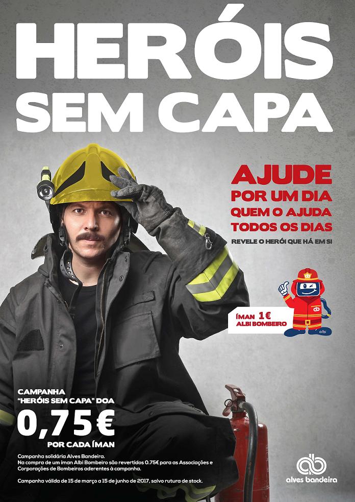 Campanha Heróis sem Capa