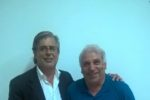Carlos Cidade e Manuel Veloso