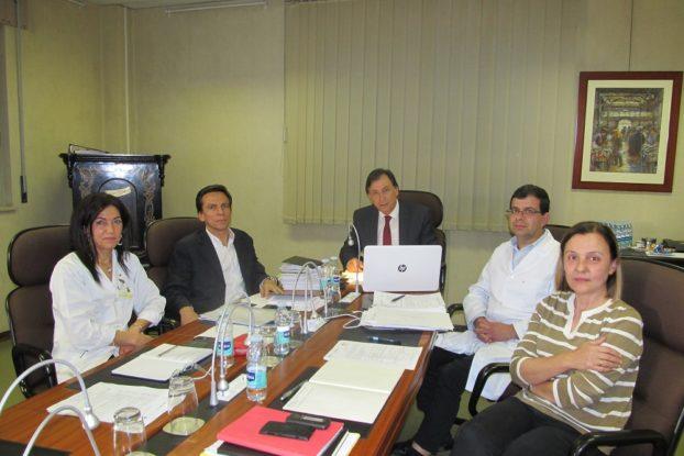 O novo Conselho é presidido por  Fernando Regateiro, tendo como Director Clínico Francisco Parente, como Vogais Executivos  Pedro Beja Afonso e Manuela Mota Pinto e como Enfemeira Directora Áurea Andrade.