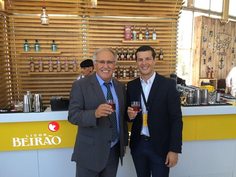 José Redondo e Daniel Redondo, Lisbon Bar Show 2016