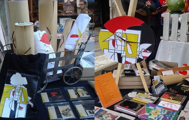 Aparador Madeira Rustica ~ Sábadoé dia de irà Feira de Artesanato Urbano Notícias de Coi