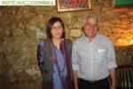 Graça Simões (candidata AMC) e Gouveia Monteiro (candidato CMC)