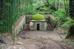 Capela de São Bento no meio da Mata do Botânico