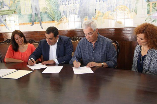 Assinatura Protocolo