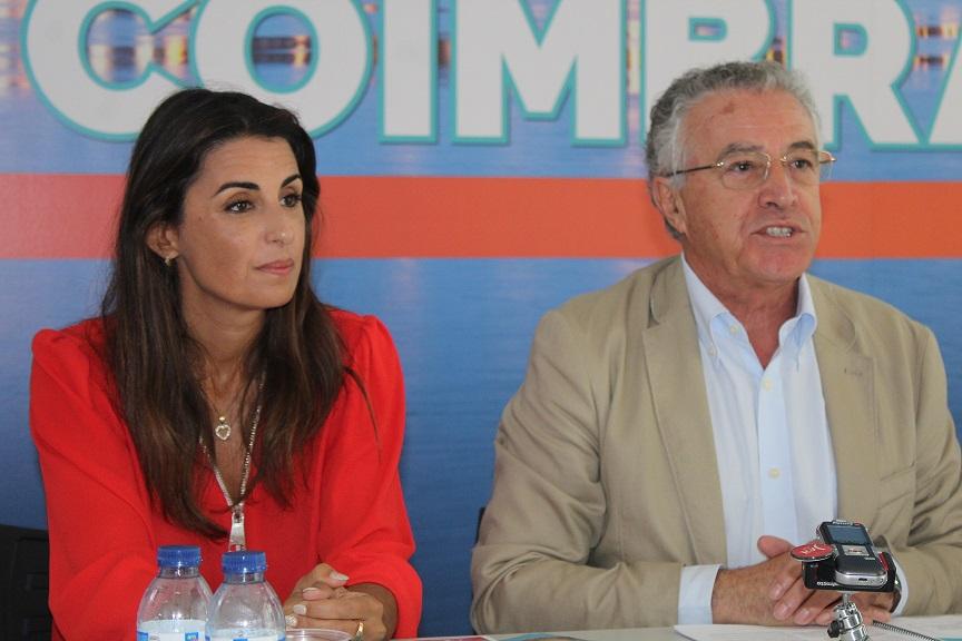 TERESA ANJINHO E JAIME RAMOS