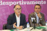 A conferência de imprensa contou com a presença de Francisco Paz, em representação d Câmara Municipal de Coimbra, principal parceiro do evento organizado pela GlobalSport representada por Paulo Costa.