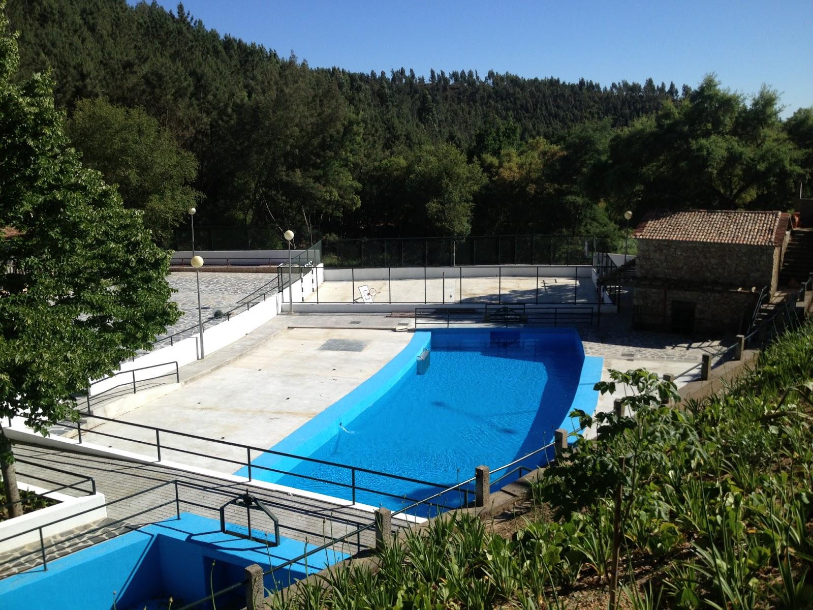Infraestruturas de apoio das piscinas naturais de vila for Piscinas en carrefour 2017