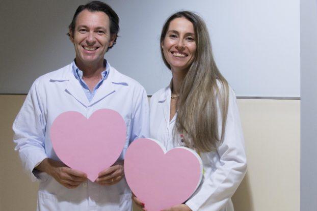 Na foto, Nuno Cruz e Andrea Gomes, médicos dentistas na IDEALMED