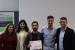 [Equipa vencedora do primeiro prémio da iSTART Coimbra Startup Academy]