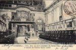 coro alto mosteiro
