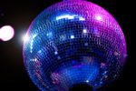 Disco / Mirror ball in club