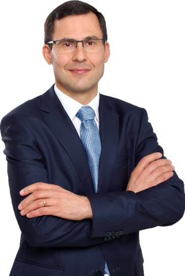 Luís Paulo Costa - Presidente da Câmara Municipal de Arganil