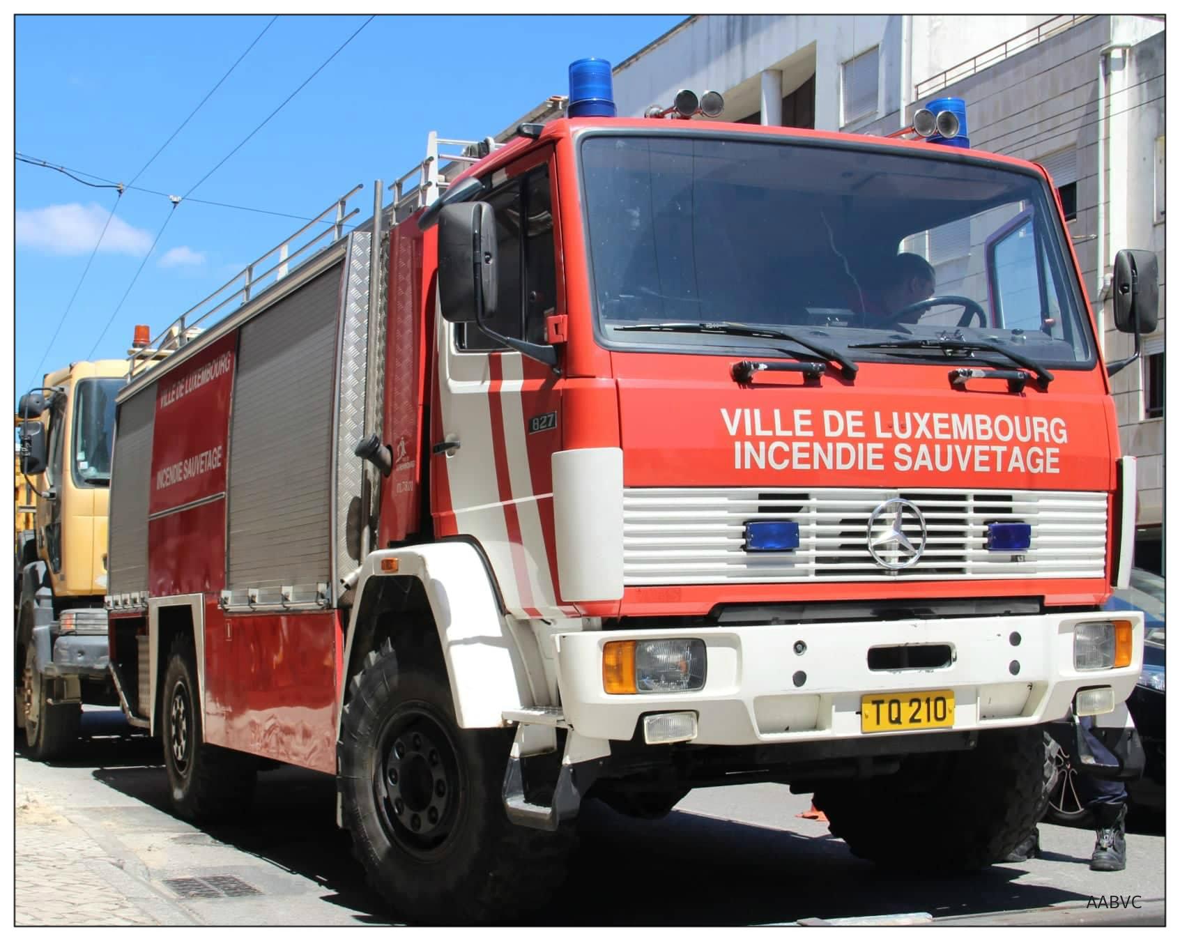 Resultado de imagem para Bombeiros de Coimbra avaliam legalização de viatura doada pelo Luxemburgo