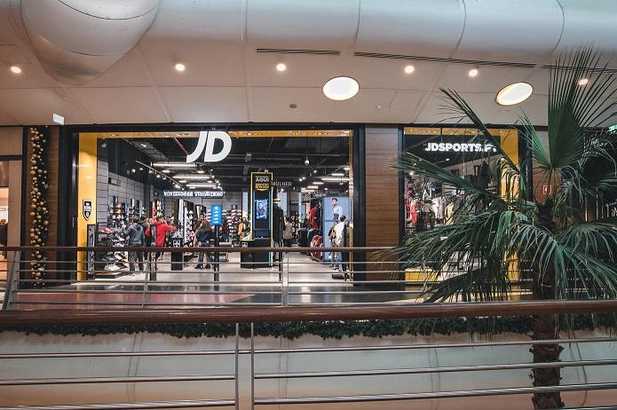 3c181498018 Forum Coimbra acolhe loja JD Sports