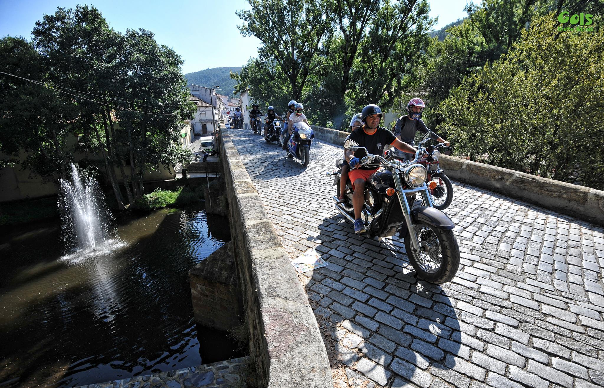 Resultado de imagem para Concentração de Motos de Góis tem reserva de combustível para fazer face à greve dos motoristas