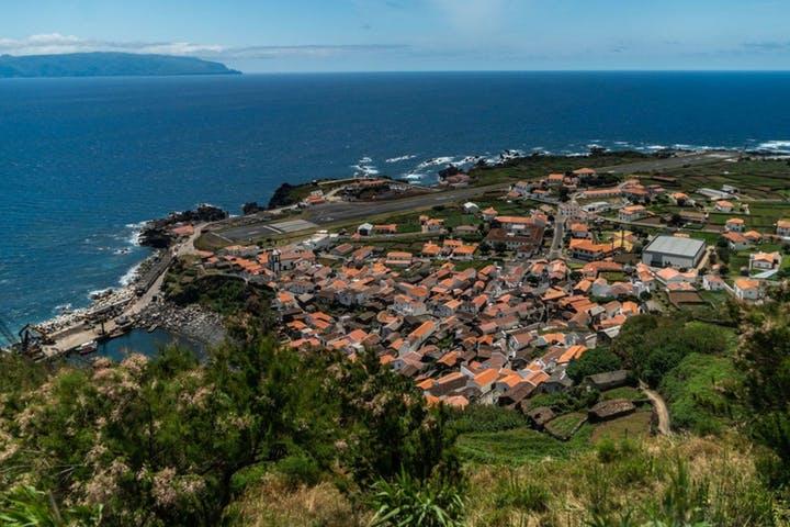 Presidente da República passa fim de ano no Corvo e ilha agradece |  Notícias de Coimbra