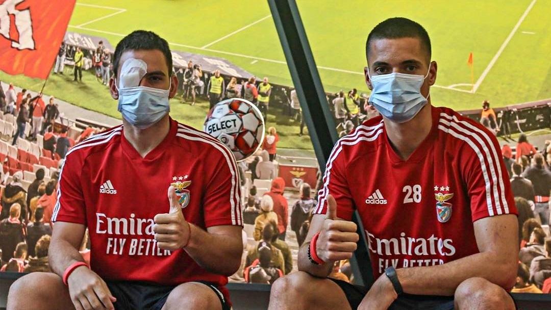 Depois do autocarro, casas de jogadores do Benfica vandalizadas ...